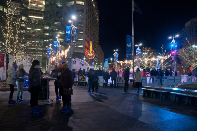 Gathering at Campus Martius (3)