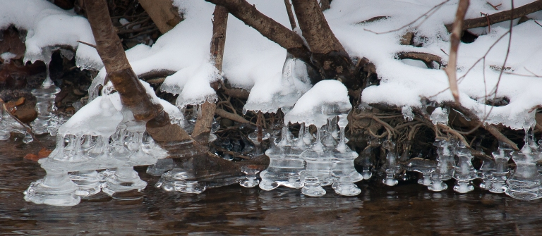 Iced drippings (1)