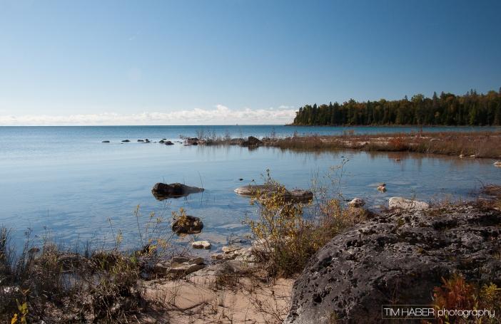 Shore of Lake Huron (6)