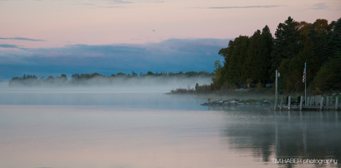Morning mist on the bay (3)