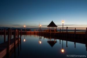 Hessel Marina at dusk (3)